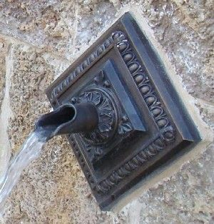 17 Best Images About Fountain Spouts And Spigots On Pinterest Copper Plates And Water Fountains