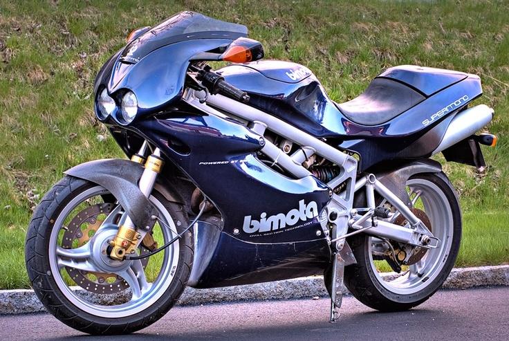 BIMOTA BB1 SUPERMONO (1995-1999) Review, Specs & Prices   MCN