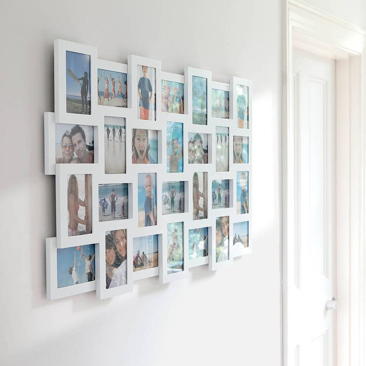 32 best Multi frame images on Pinterest | Picture frame, For the ...