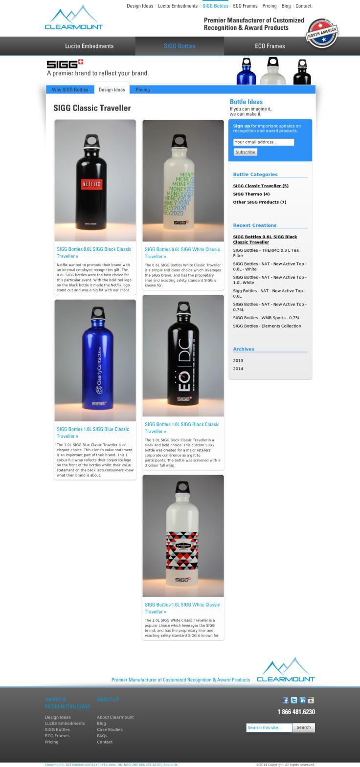 Clearmount- http://www.creatchmanpromo.ca/