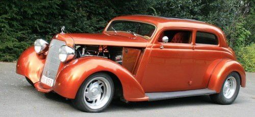 '52 Mercedes Benz 170 Hot Rod..Re-pin brought to you by agents of #Carinsurance at #HouseofInsurance in Eugene, Oregon