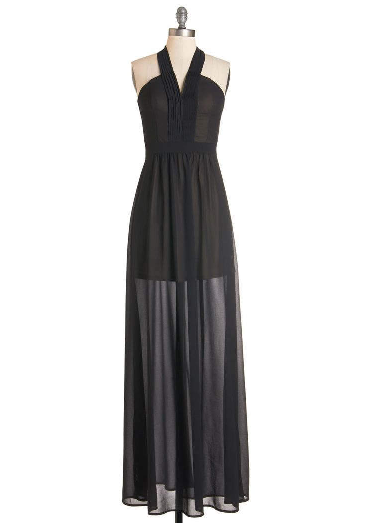 Radiant Resort Dress in Noir. Even this sunny beach hotspot cant rival the class of your black halter dress.