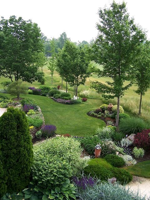 shade landscaping ideas zone 5 #landscapingideas | Gardening ... on garden designs zone 7, garden designs zone 6, garden designs zone 3,
