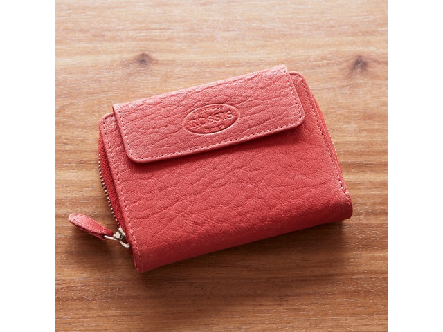 www.rossis.com Leather Wallet