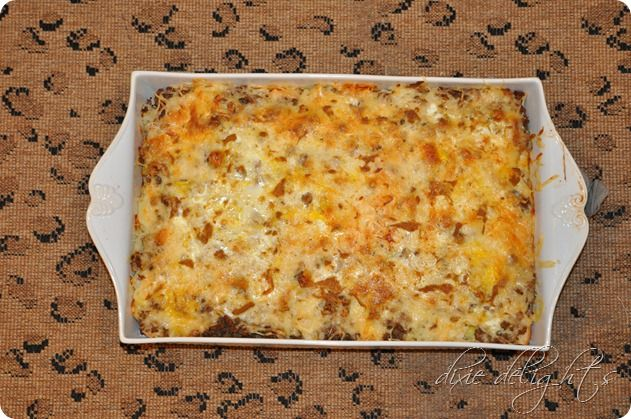 Looking forward to trying this ... Paula's Hash Brown Casserole     via Dixie Delights