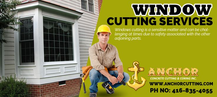 Anchor Concrete Cutting and #Coring Inc, provide Best Window Cutting Service in #Brampton.It's a sensitive matter and can be challenging at times due to safety associated with the other adjoining parts. We have experience skillful team for window #cutting project.   Contact us:-416-835-4055   7900 Hurontario Street L6Y 0C7 Brampton, Ontario  #Window #CuttingService #Brampton #WindowcuttingServices #Toronto #Mississauga