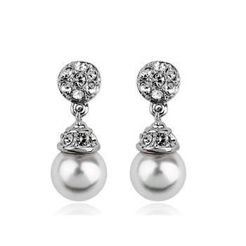 Austrian crystal earring 84971