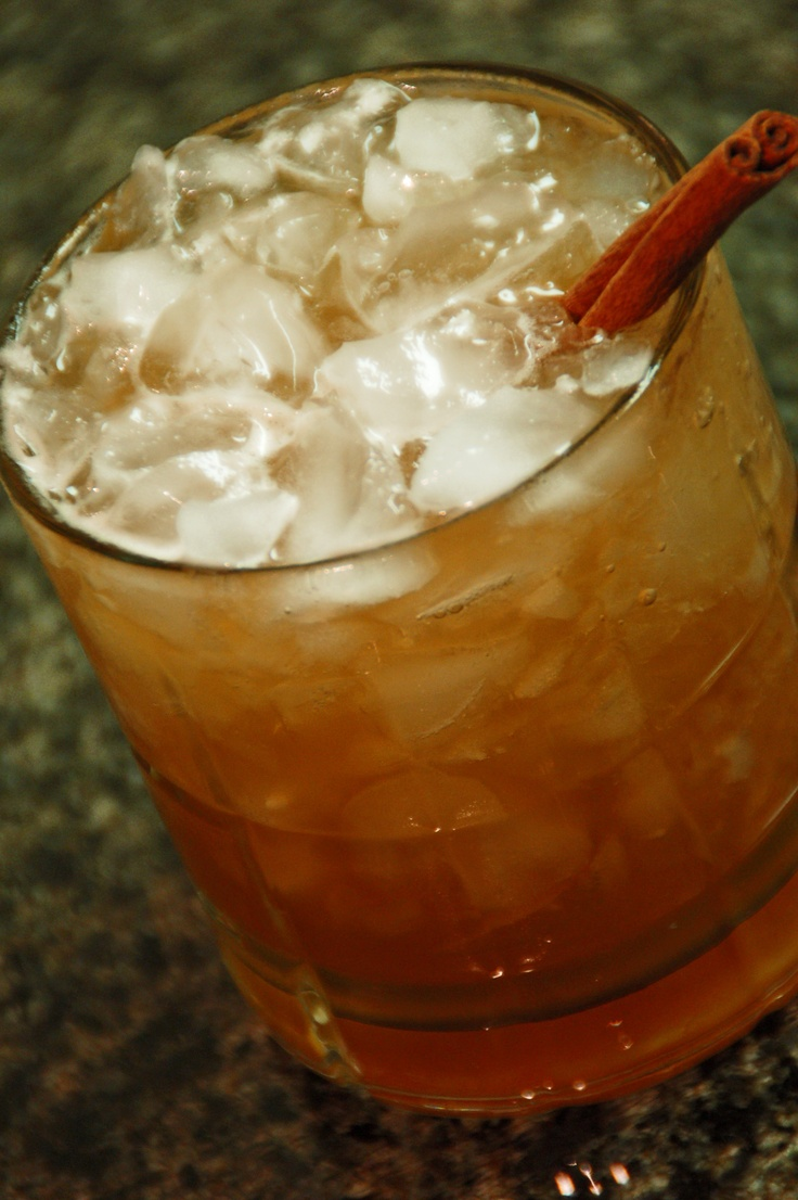The Maple Leaf Cocktail