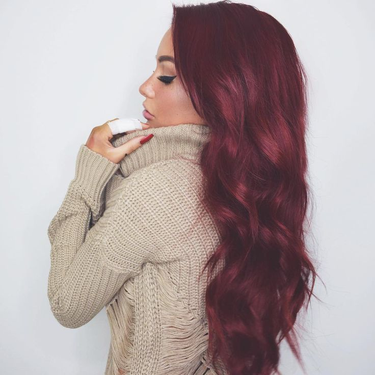 how to keep dyed red hair red