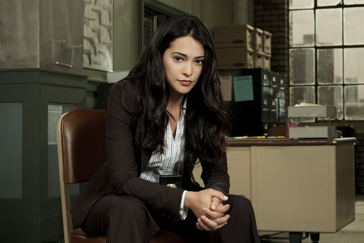 Natalie Martinez Talks Getting To Play a Cubana On FOX'S 'APB