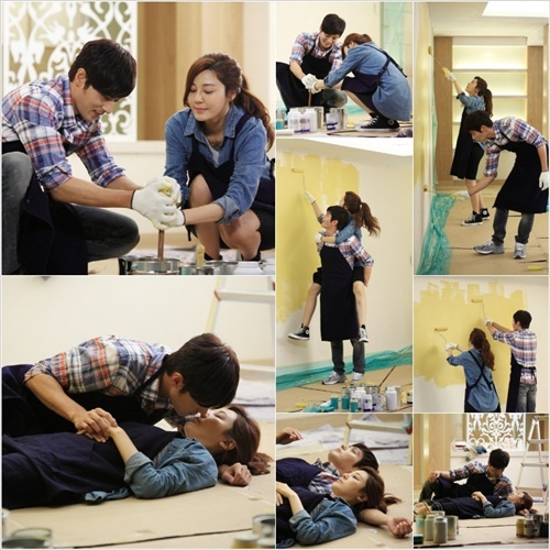 A Gentleman's Dignity ~ Coupl'es nest making therapy!!! It always gets the sparks flowing.