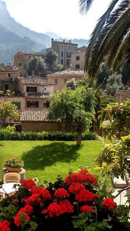 ღღ Deià, Mallorca, Spain (Most Beautiful Villages in Spain)