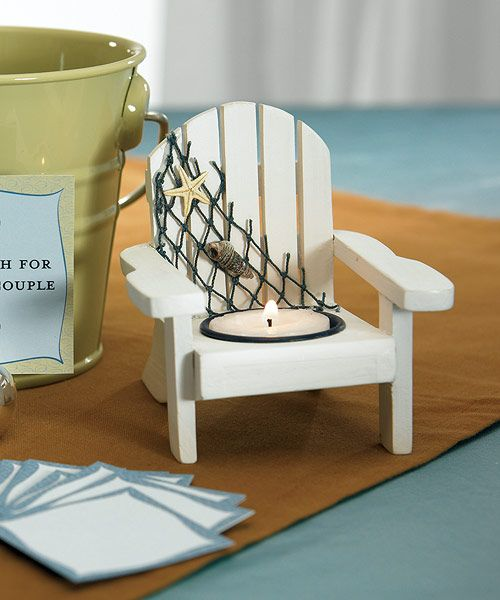 mini beach chair wedding favors 2