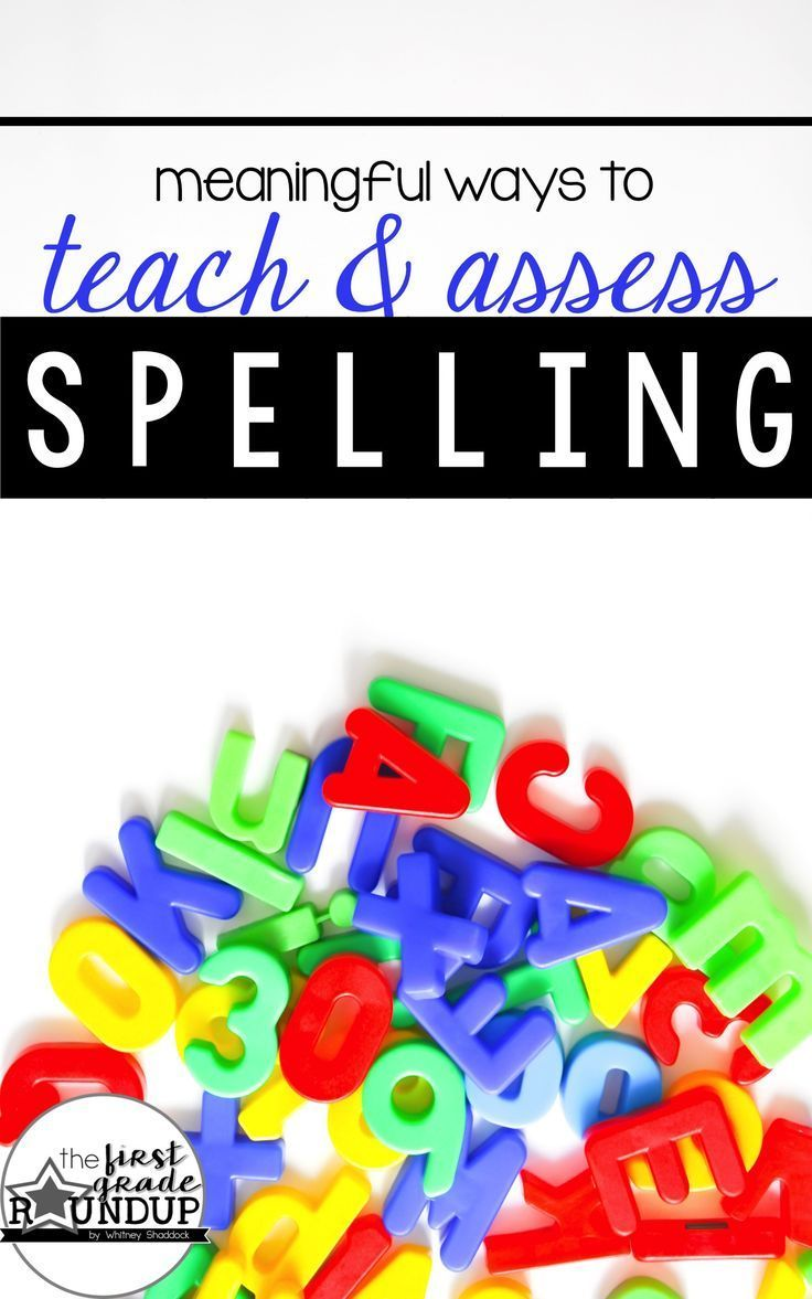More On Developmentally Appropriate >> Read About How I Got Rid Of Traditional Spelling Tests For