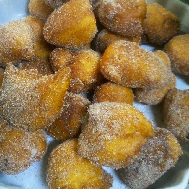 vegan chef portugal: Sonhos de Cenoura - Natal Vegan e Sem Gluten
