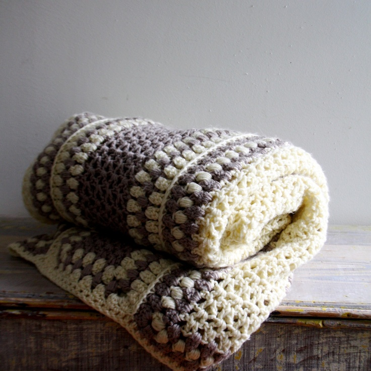 Fireside Blanket. $44.00, via Etsy. Really want to find this pattern.Crochet Blankets, Crochet Afghans, Knits Crochet, Fireside Blankets, Vintage Blankets, Vintage Fireside, Iiii Reservation, Vintage Crochet, Crochet Fireside