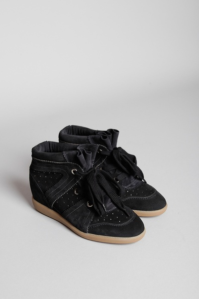 Totokaelo - Isabel Marant - Bobby Sneakers - Anthracite - couldn't resist...