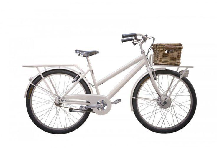 Electric transport bike Velorapida Transporter - velorapida