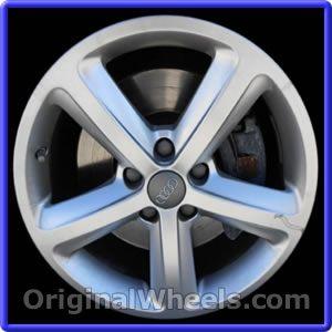 OEM 2007 Audi A4 Rims - Used Factory Wheels from OriginalWheels.com #AudiA4 #A4 #2007AudiA4 #07AudiA4 #2007 #2007Audi #2007A4 #AudiRims #A4Rims #OEM #Rims #Wheels #AudiWheels #AudiRims #A4Wheels #steelwheels #alloywheels