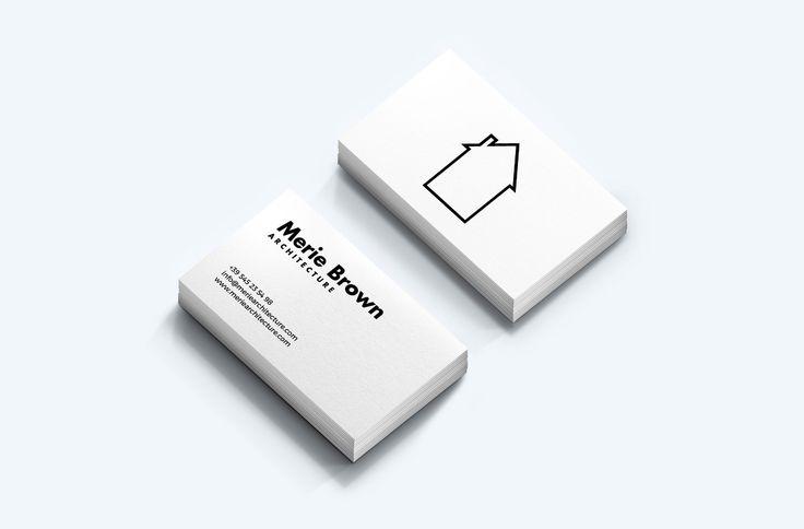 Tarjeta de visita arquitectura. Tarjeta personalizable. Tarjeta personal digital. Tarjeta de visita imprimible. Tarjeta personal. Arquitecto de SabinaPrintables en Etsy