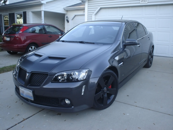 Pontiac G8 GT - LS3 motor:  I have decided this is it!!!