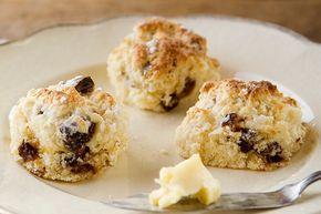 Date and lemon scones – Recipes – Bite