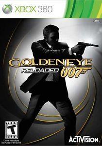 GoldenEye 007: Reloaded (Xbox 360, 2011)