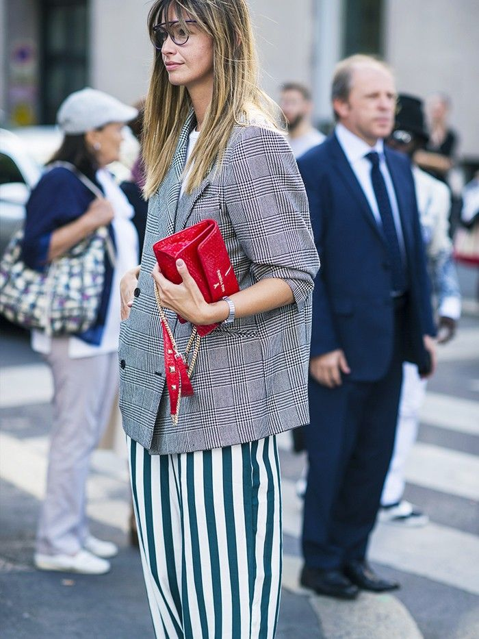 Red Leather: A Microtend Gaining Major Ground via @WhoWhatWearUK