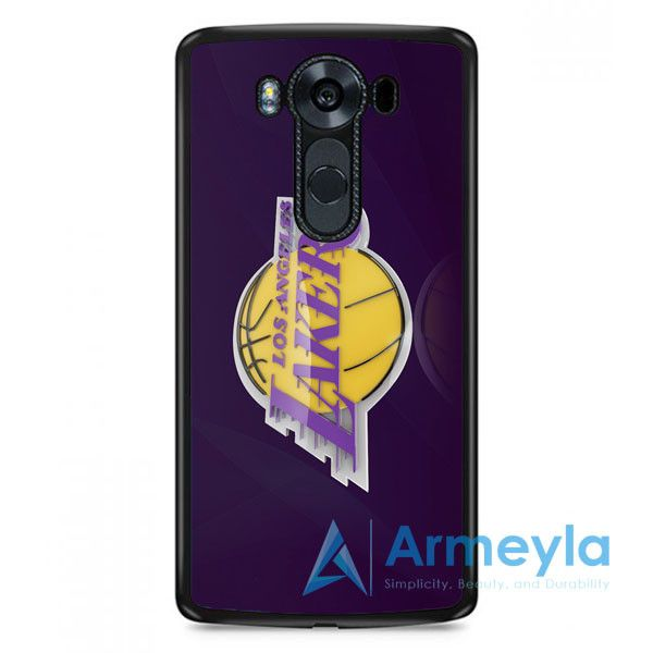 La Lakers Los Angeles Basketball Nba LG V20 Case | armeyla.com