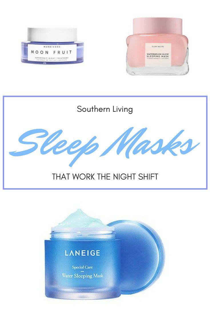 Sleep Masks That Work The Night Shift Sleep Mask Makeup Moisturizer Night Shift