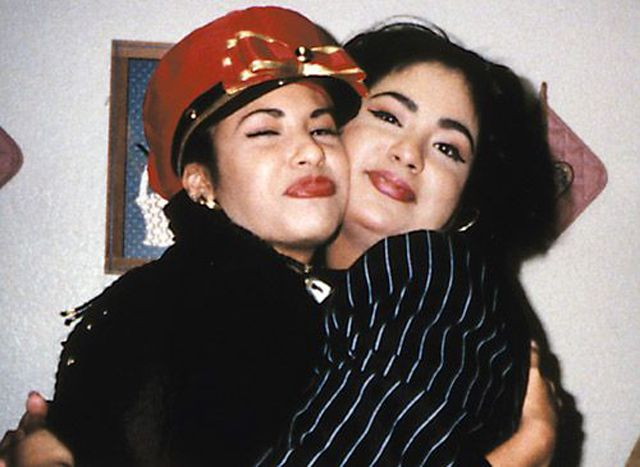 Selena's Sister Opens Up About Seeing the Selena for Mac Collaboration Come to Life By Celia Fernandez (Latina Magazine) Selena's sister, Suzette Quintanilla, couldn't be happier about the MAC collaboration. MORE: Here's Your First Look at Selena Quintanilla's Mac Collection The late singer's sister spoke to VH1 when the petition started on Change.org for the huge makeup organization to come out with a makeup line.