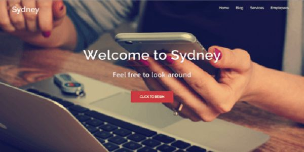 Sydney is a powerful business theme that provides a fast way for companies or freelancers to create an awesome online presence. Sydney brings plenty of customization possibilities like access to all Google Fonts, full color control, layout control, logo upload, full screen slider, header image, sticky navigation and much more. Also, Sydney provides all the construction blocks you need to rapidly create an engaging front page.