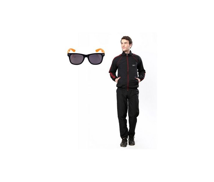 Buy Elligator stylish #tracksuit with lotto wayfarer #sunglass at best prices. India's largest online shopping store #hoolabox offer best #combo #deals and #discounts in festival seasons on men's apparels & accessories.  Please Visit:- http://hoolabox.com/126-mens-combo