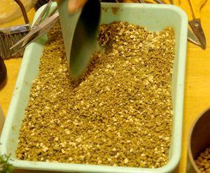 how to mix bonsai soil