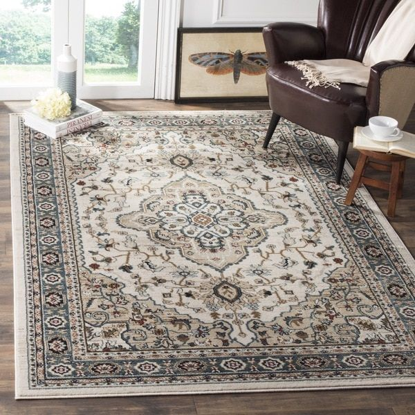 Captivating Safavieh Lyndhurst Traditional Oriental Cream/ Beige Rug (9u0027 X ...