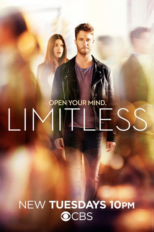Limitless - Really enjoyed the pilot episode.