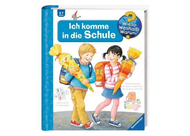 Wieso Weshalb Warum: Ich komme in die Schule, Buch, ab 4 Jahre von Ravensburger Verlag bei Spielundlern online bestellen