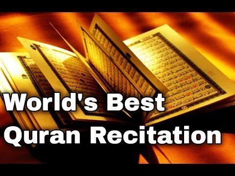 Listen to this beautiful #Quran recitation of Ar-Rahman, aya 1-47. It has English subtitles to follow: