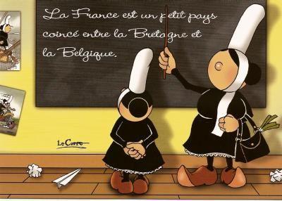 Selon les bretons...