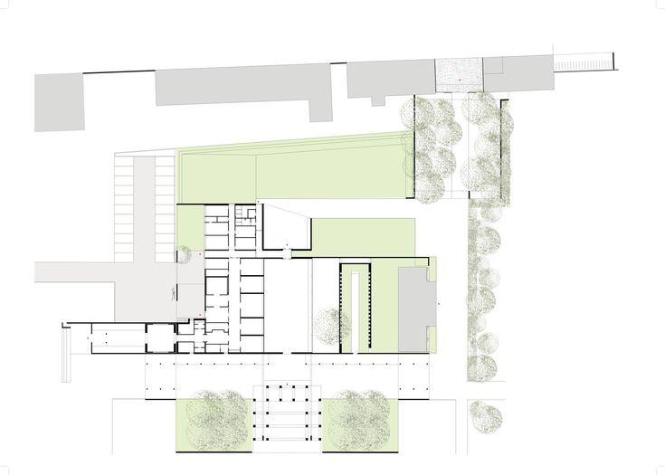 Galería de Cementerio de la ciudad St. Martin / Heidl Architekten - 7
