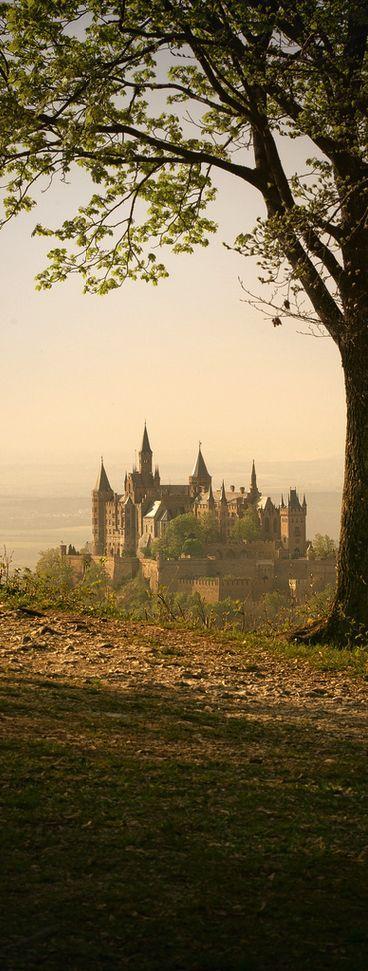 Hohenzollern Castle, Hechingen, Germany