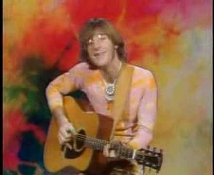 "John Sebastian - ""Rainbows All Over Your Blues"" -- takes me back to Woodstock days!!!"
