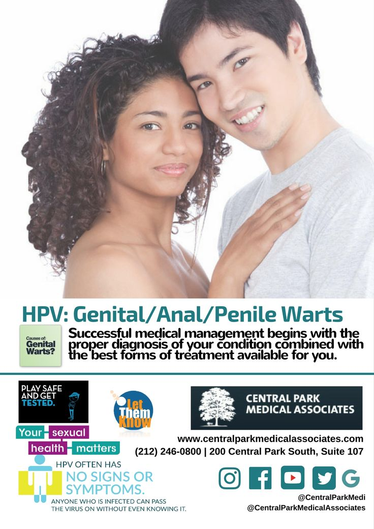 Genital warts without sexual contact in Sydney