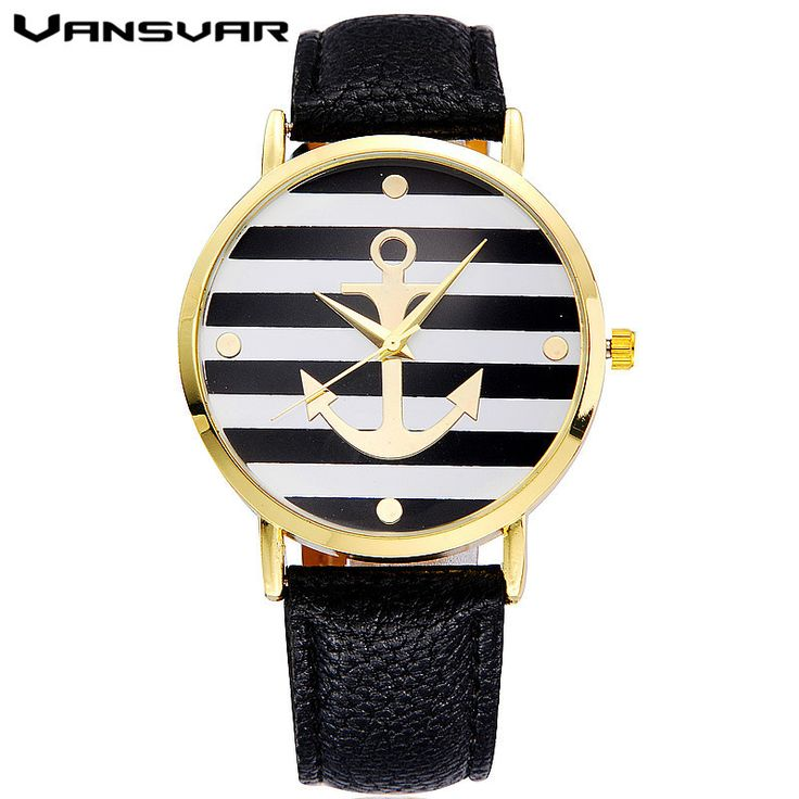 $2.39 (Buy here: https://alitems.com/g/1e8d114494ebda23ff8b16525dc3e8/?i=5&ulp=https%3A%2F%2Fwww.aliexpress.com%2Fitem%2F5Colors-Hot-Selling-Leather-Strap-Watches-Anchor-Watch-Women-Dress-Watches-Ladies-Wristwatches-AW-SB-898%2F32261243954.html ) Vansvar Hot Sale Leather Strap Anchor Watch Women Casual Quartz-Watches Reloj Mujer Relogio Feminino 898 for just $2.39