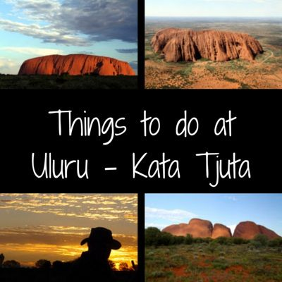 Maps, things to do and practical info about Uluru - Kata Tjuta, Australia - the guide to help your plan your visit