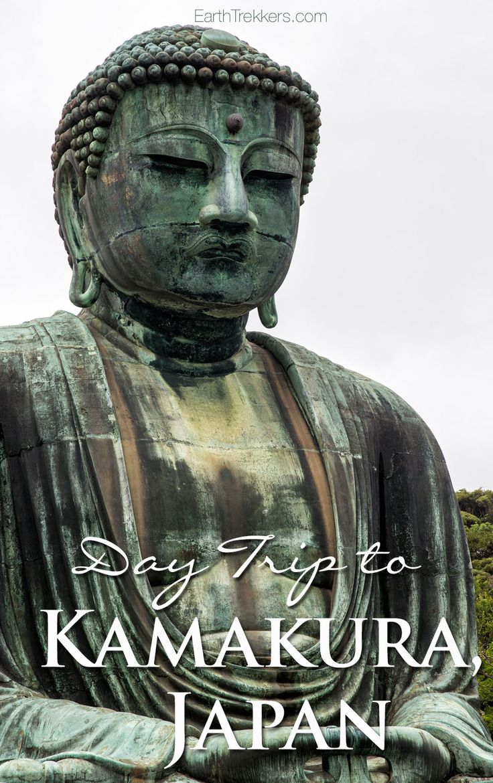 Day trip to Kamakura from Tokyo, Japan