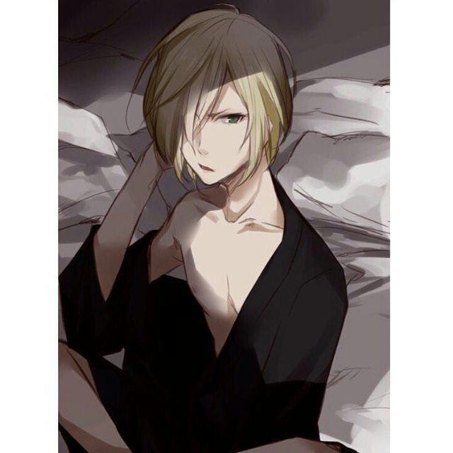 468 Best Yuri Plisetsky Images On Pinterest Yuri On Ice