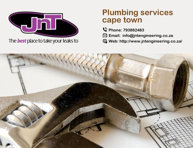 Plumbing Companies Cape Town Offering #Plumber Services at Competitive Prices. visit- http://bit.ly/2iykRJy