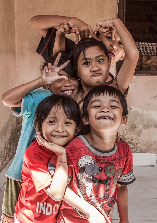"500px / Photo ""Children in Bali village"" by Natasha Belikova"