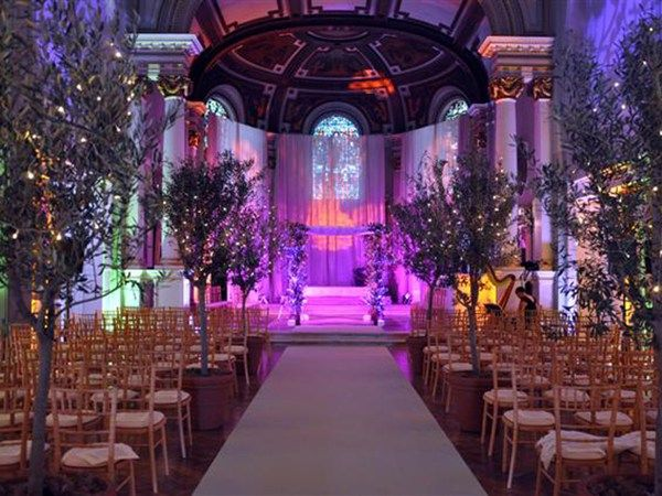 Top 10 Stylish City Wedding Venues One Marylebone Road London